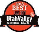 DexterLaw - Utah Valley Magazine 2018 Best Law Firm