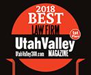 DexterLaw - Utah Valley Magazine 2018 Best Law Firm